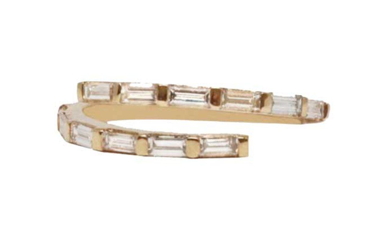 the clear cut lilliana ring
