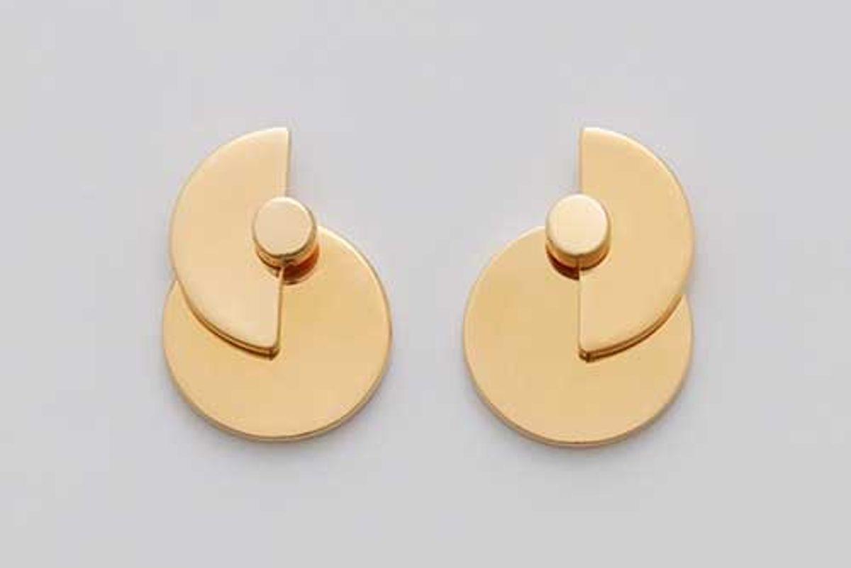 cuyana luna ear jacket earrings