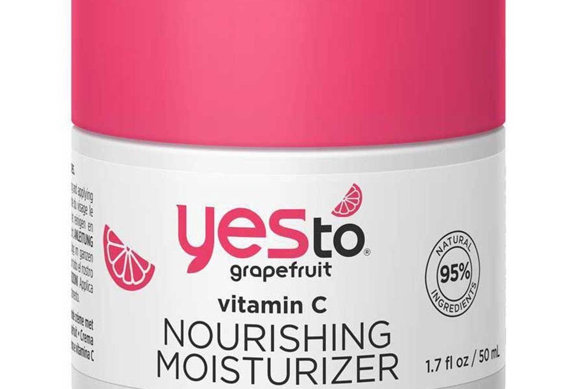 yes to grapefruit vitamin c nourishing moisturizer