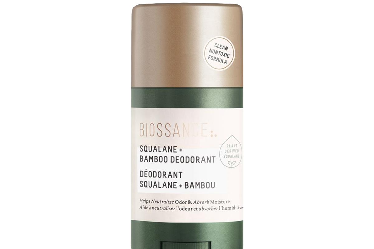 biossance squalane plus bamboo deodorant