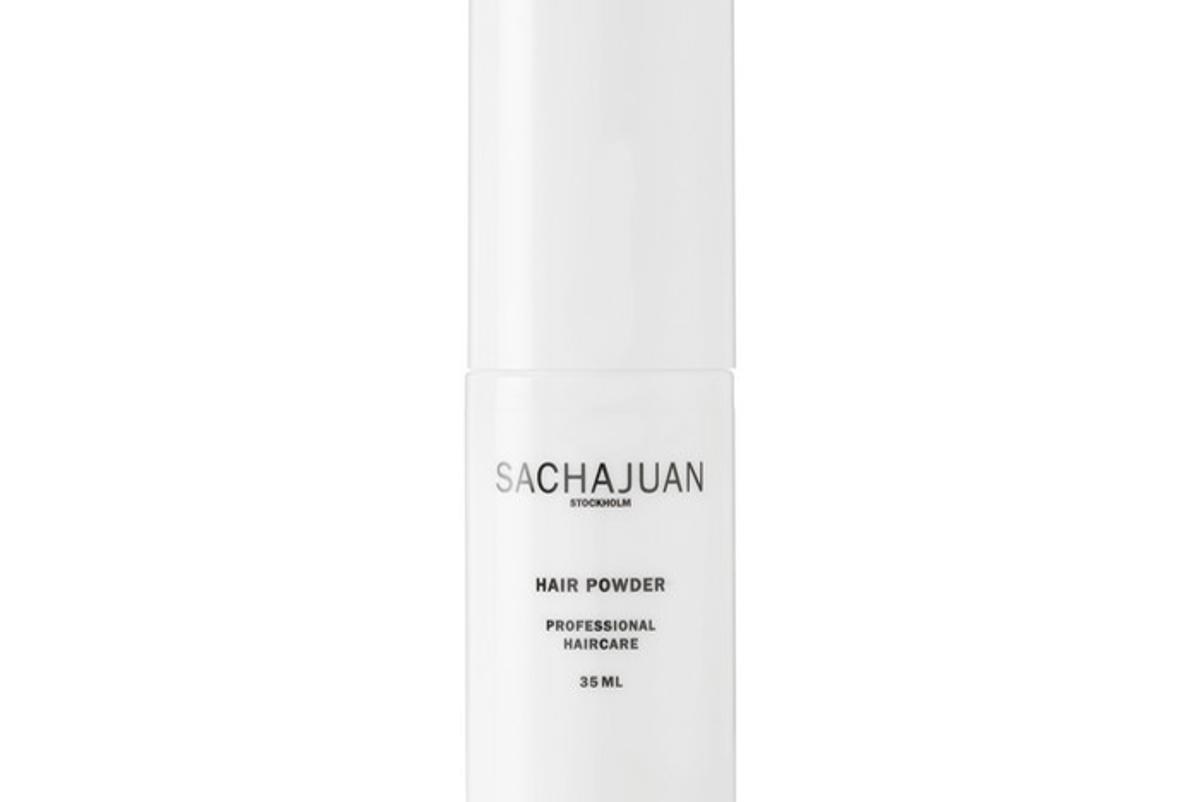 sachajuan hair powder