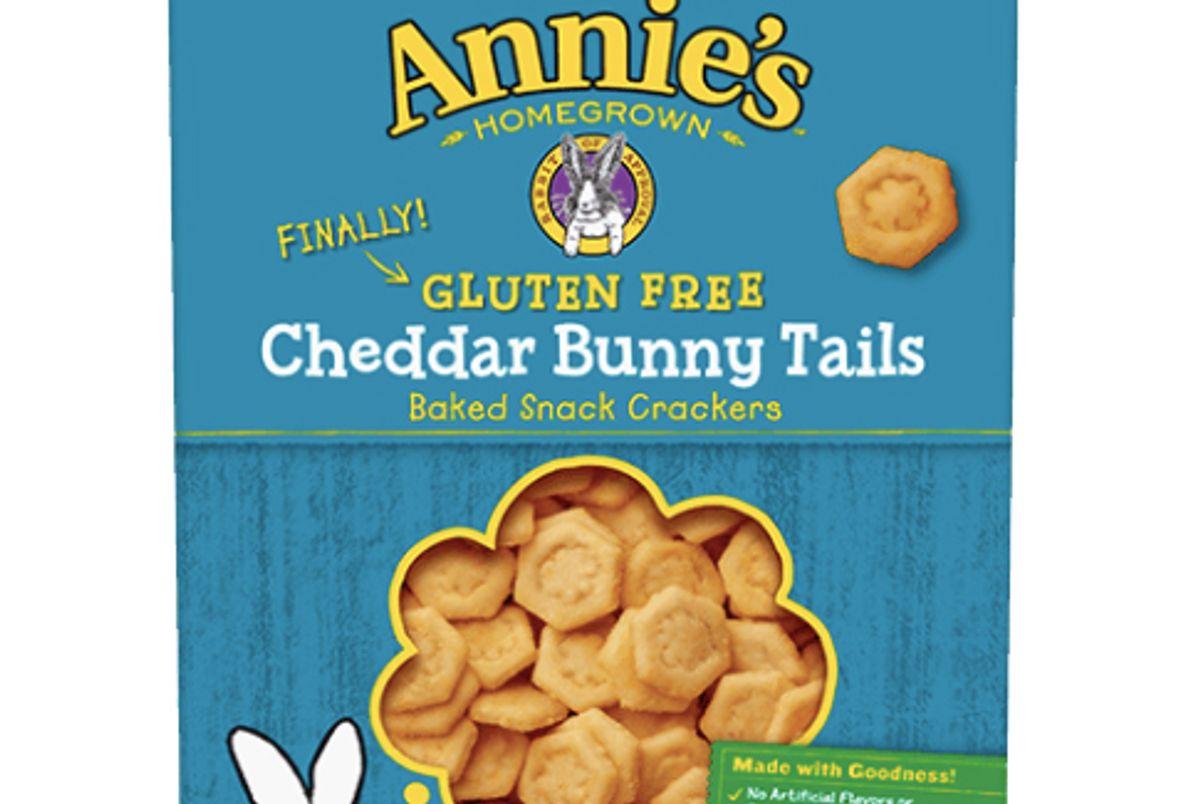 annie's gluten free cheddar bunny tails
