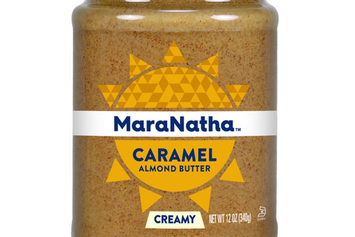 maranatha creamy caramel almond butter