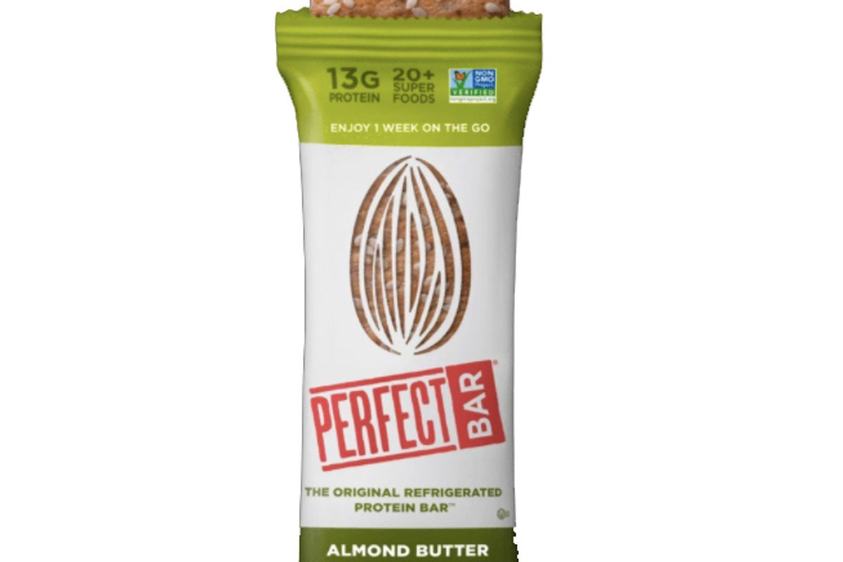 perfect bar almond butter