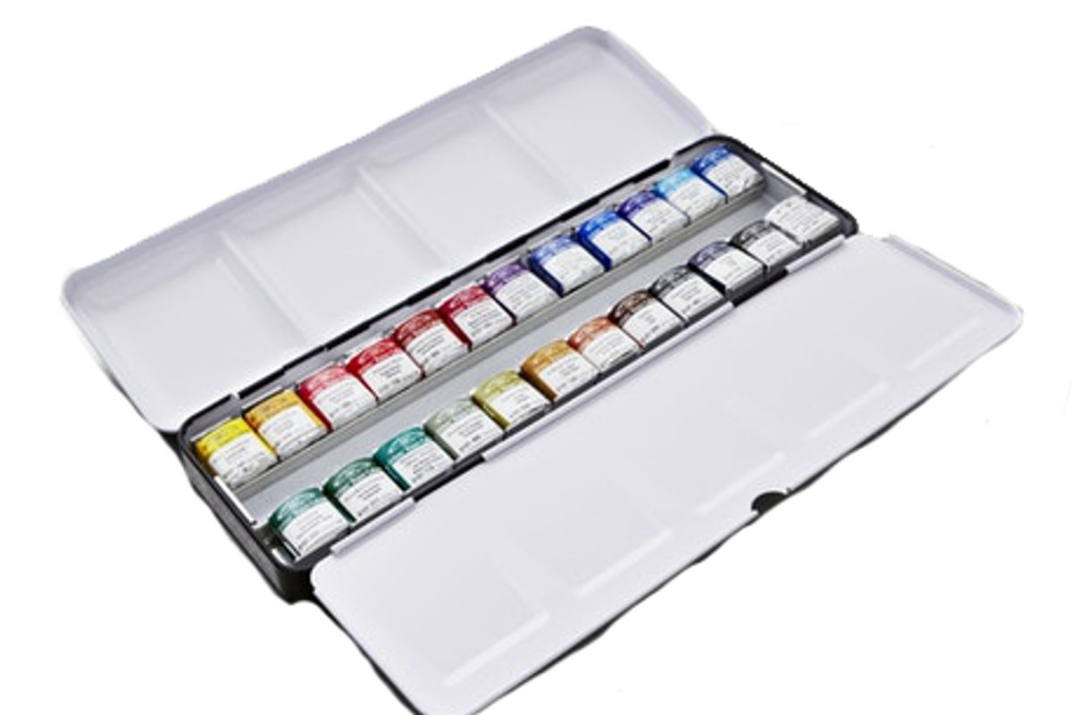 winsor and newton professional watercolour ser