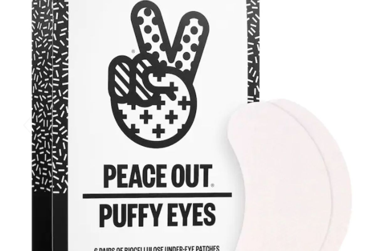 peace out puffy under eye patches
