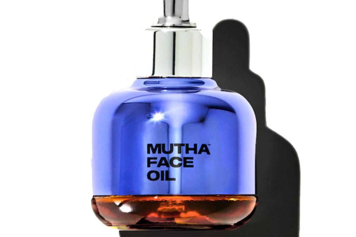 mutha face oil