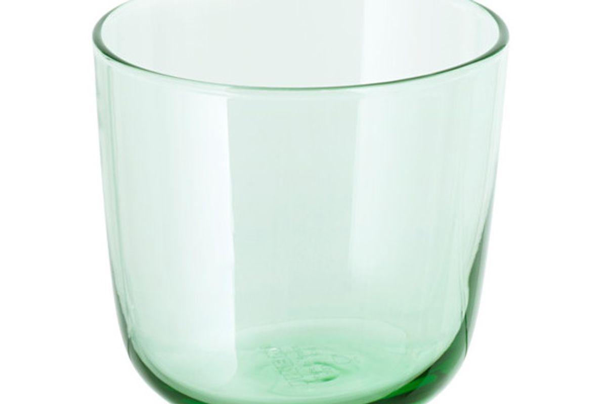 Intagande Glass, Light Green