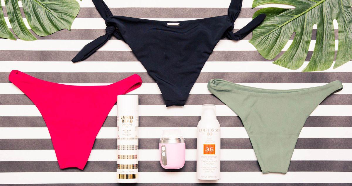 How To Wear Summer's Coolest Bikini Style