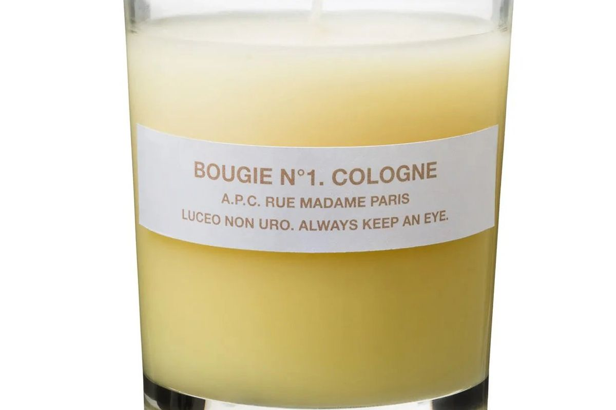 apc scented candle