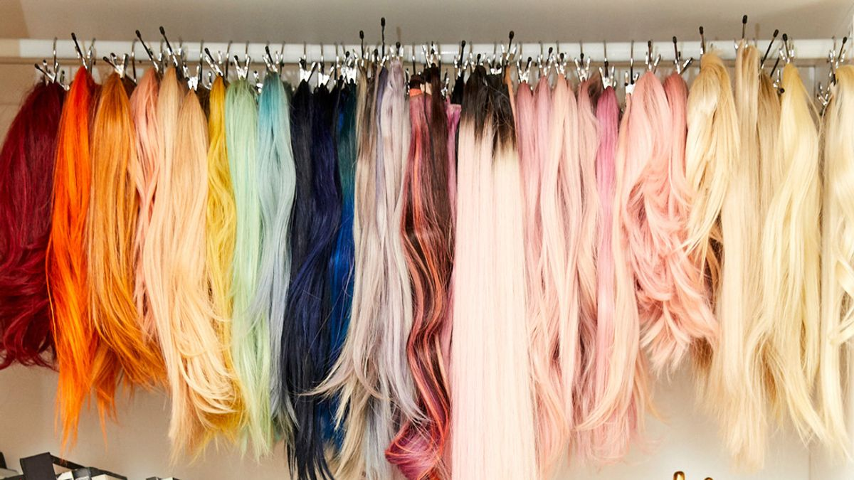 i-tips hair extensions