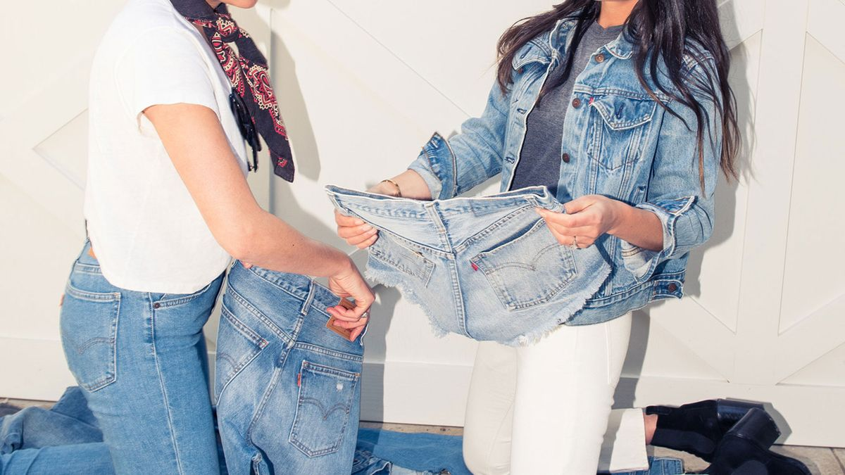 Yes, Denim Shorts Can Look Polished (And Still Be Comfortable!)