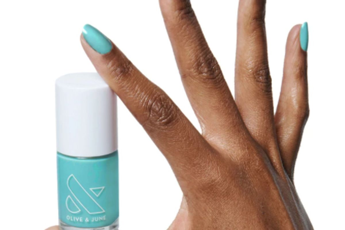 olive and june yes please 7-free nail polish