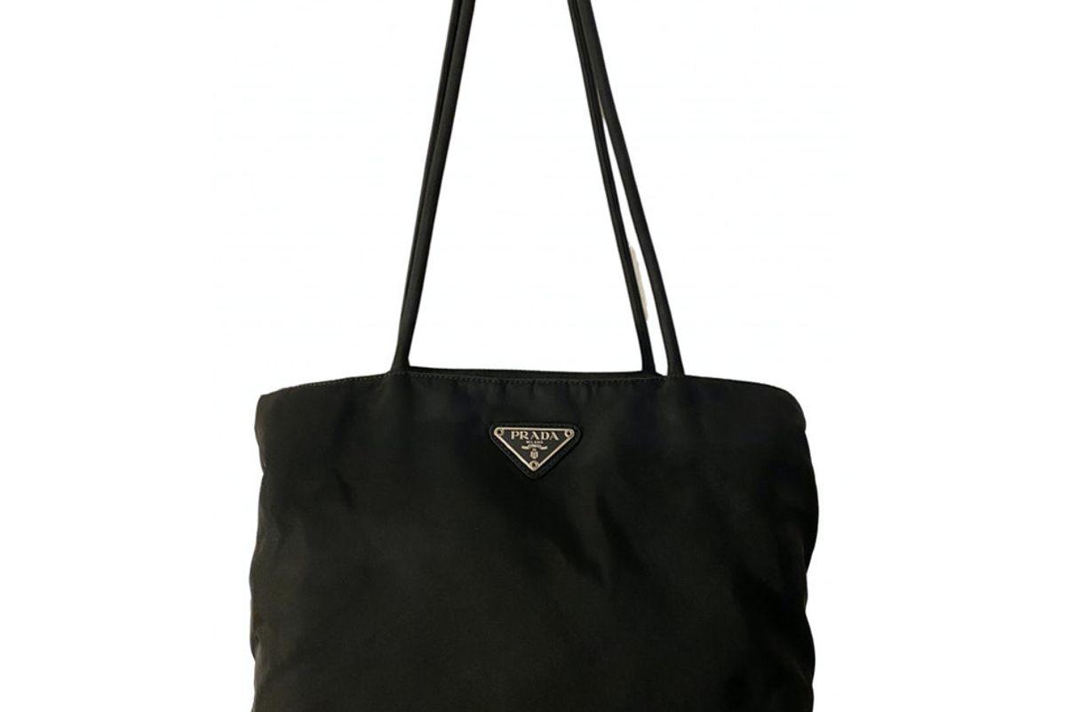 prada re nylon handbag