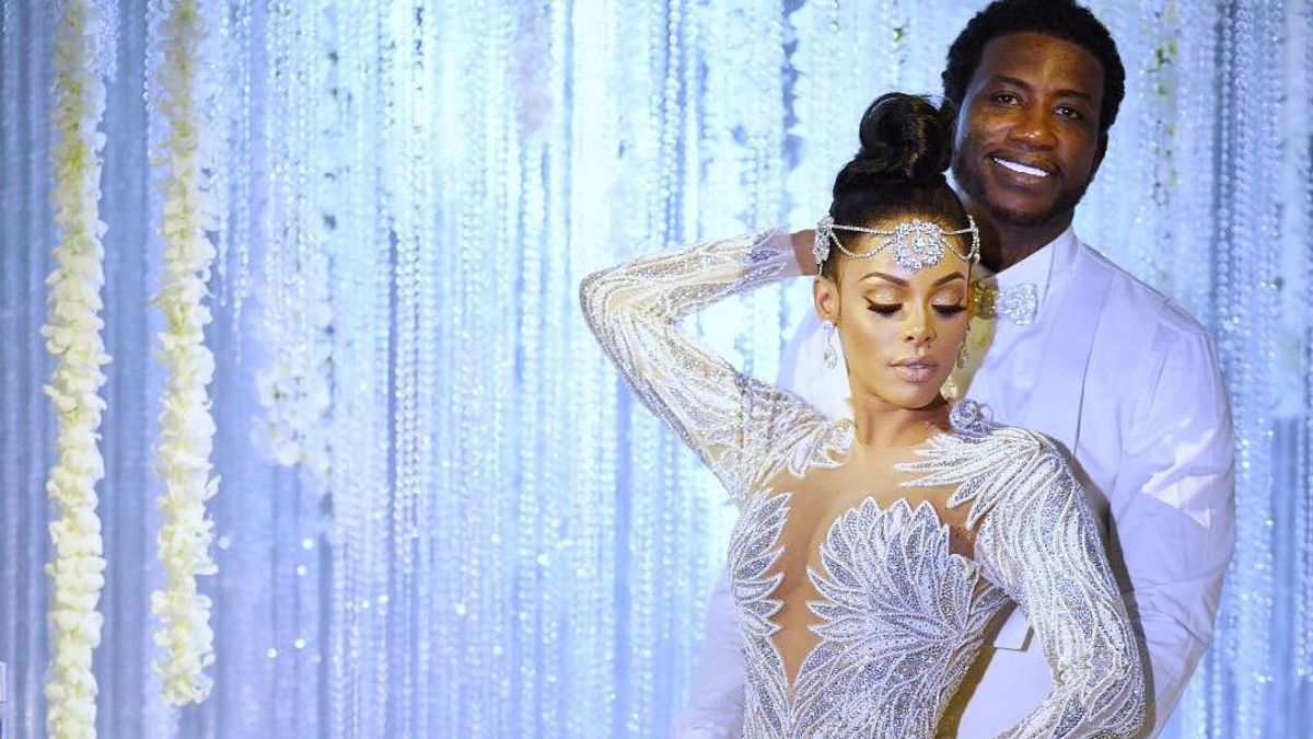 Every Picture from Gucci Mane & Keyshia Ka'Oir's Insane $1.7 Million Wedding