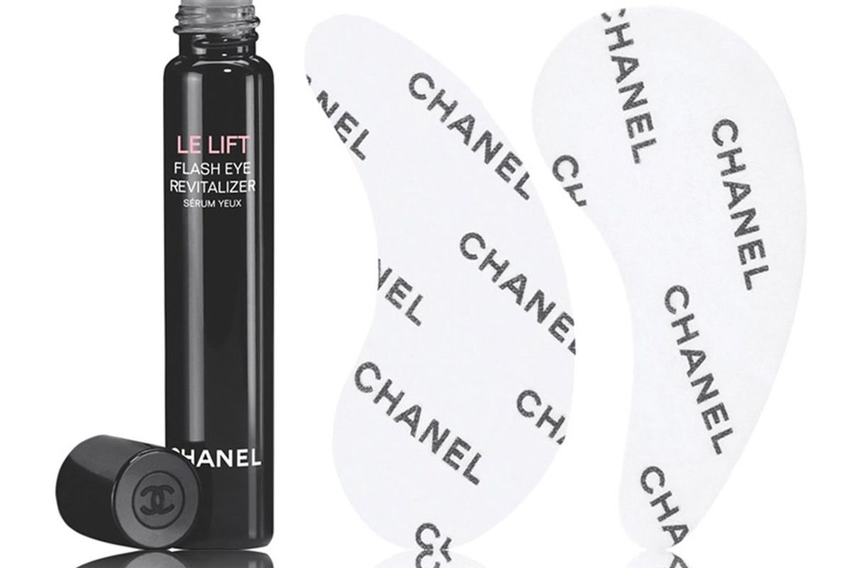 chanel le lift firming anti wrinkle flash eye revitalizer