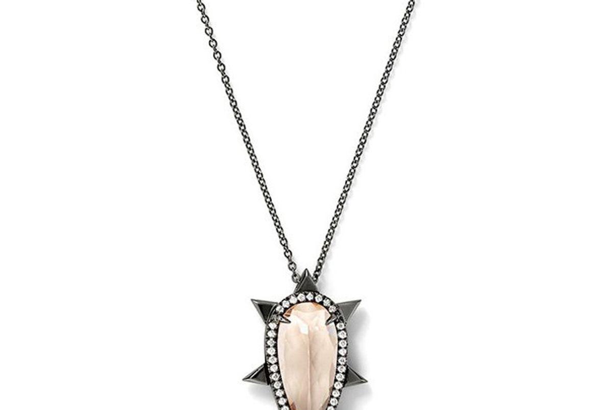 eva fehren the morganite pendant