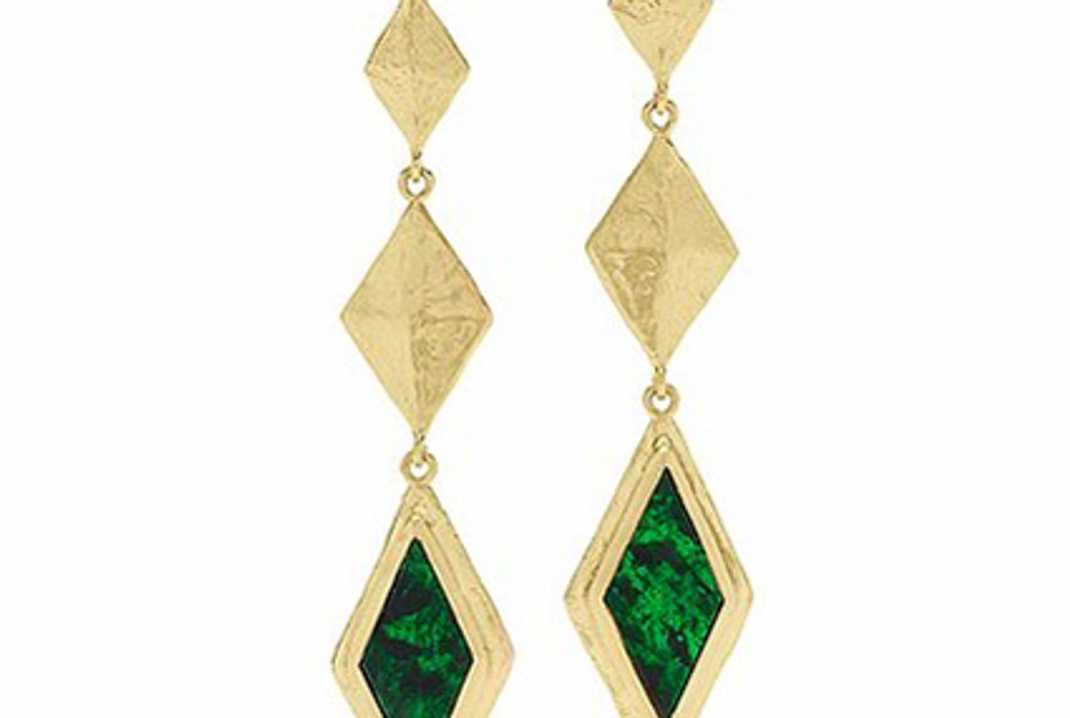 rush jewelry designs icon geo maw sit sit drop earrings