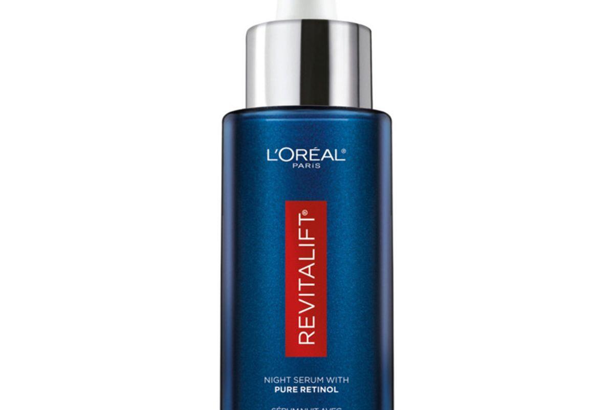 loreal revitalift derm intensives night serum with 0 3 percent pure retinol