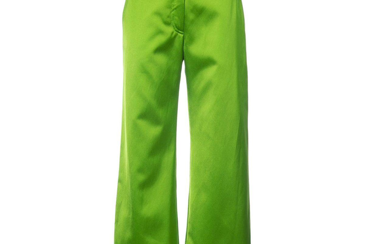 sies marjan neon cropped pants