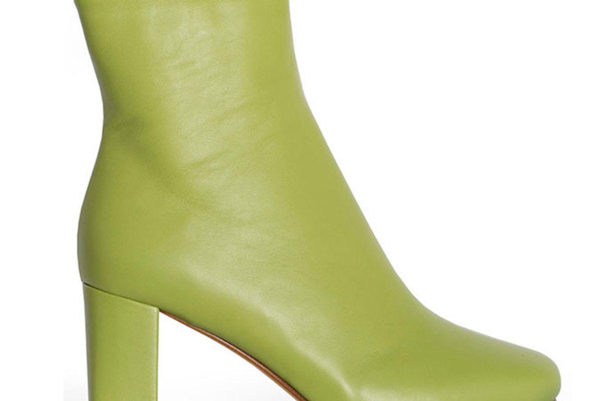 maryam nassir zadeh calf agnes boot