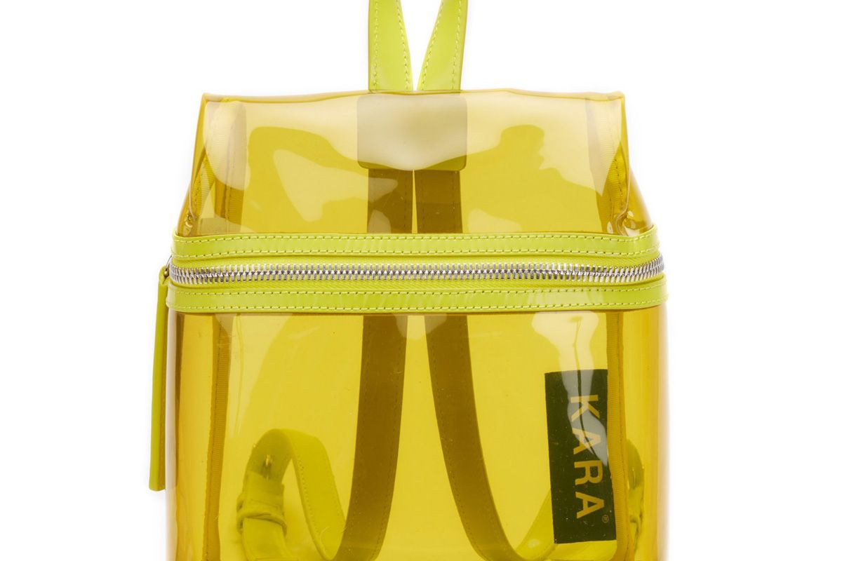 kara limeade small backpack