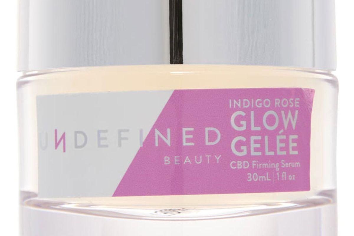 undefined beauty glow gelee