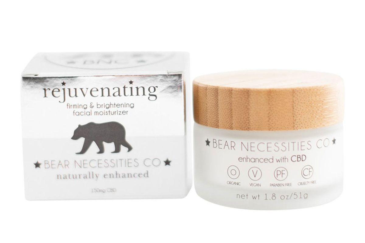 bear necessities co rejuvenating firming brightening moisturizer