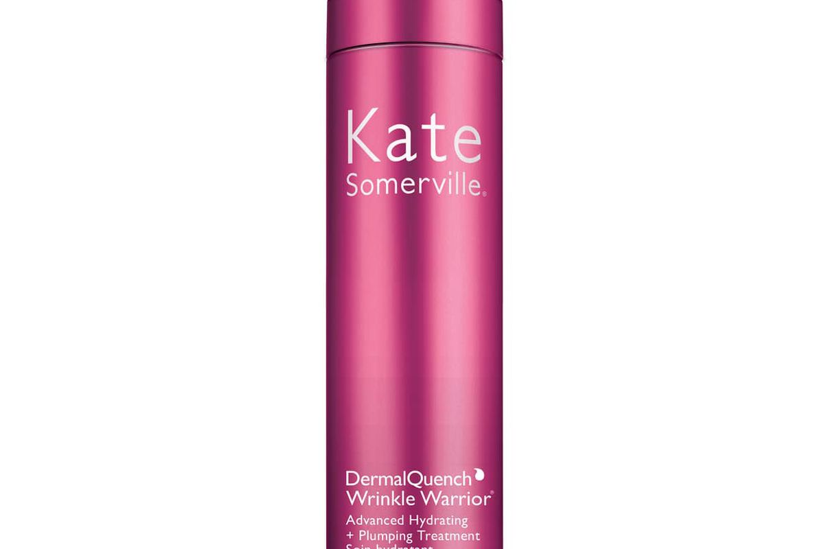 kate somerville dermal quench wrinkle warrior advanced hydrating and plumping treatment