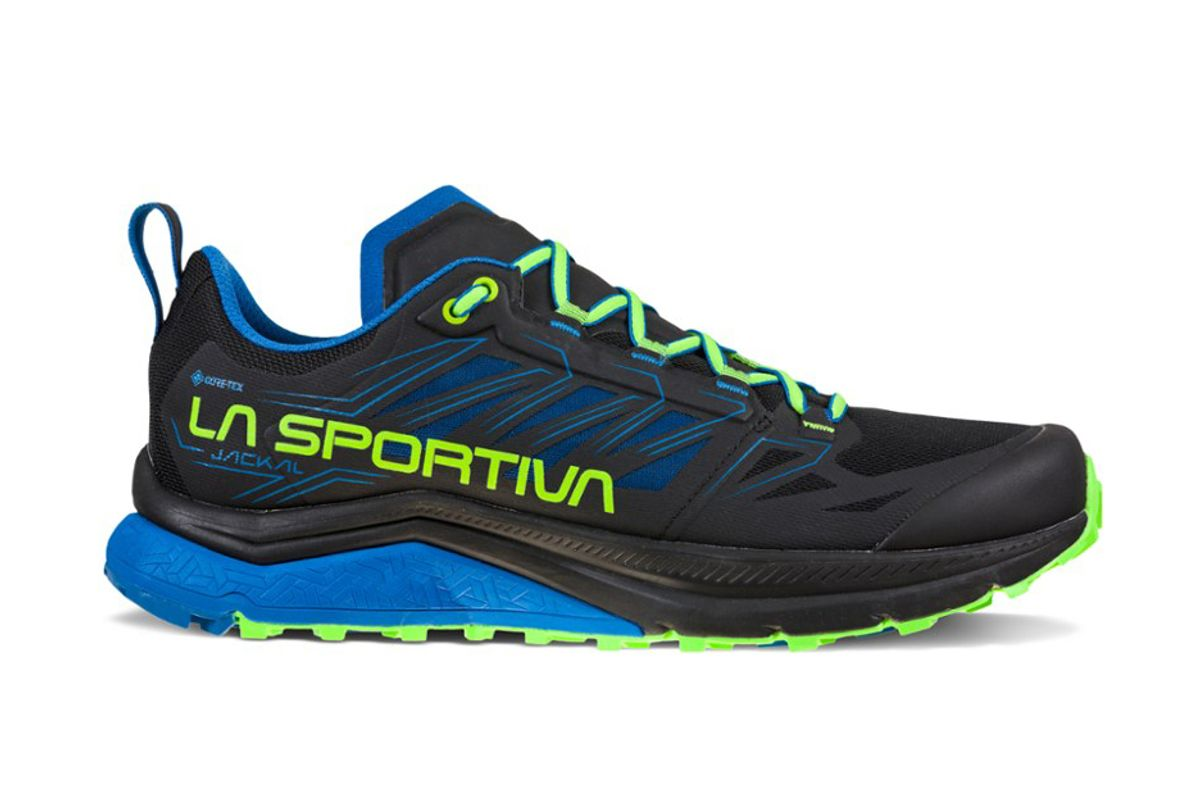 la sportiva jackal gtx trail running shoes