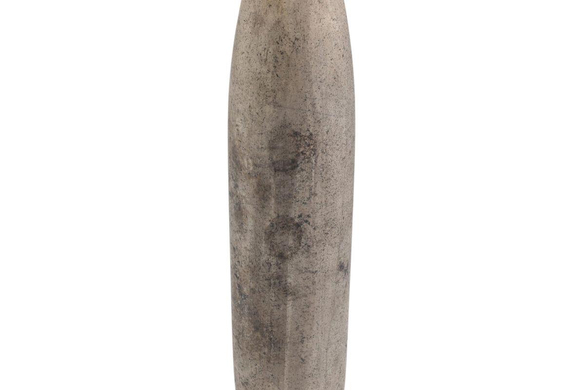 brutalist studio pottery bud vase