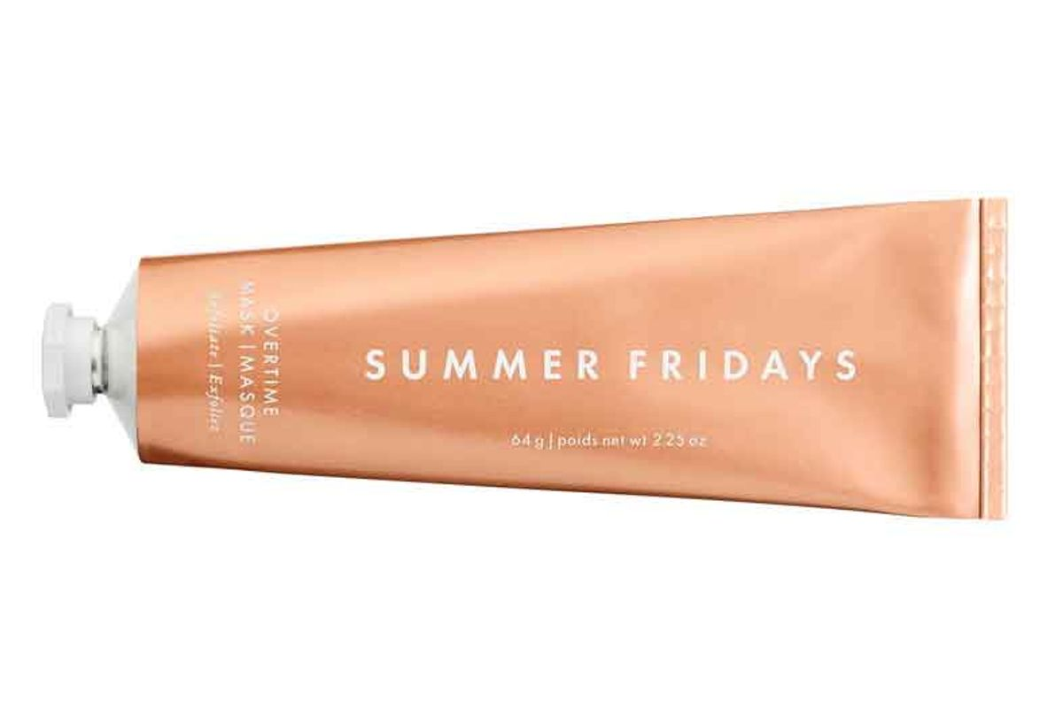 summer fridays overtime mask