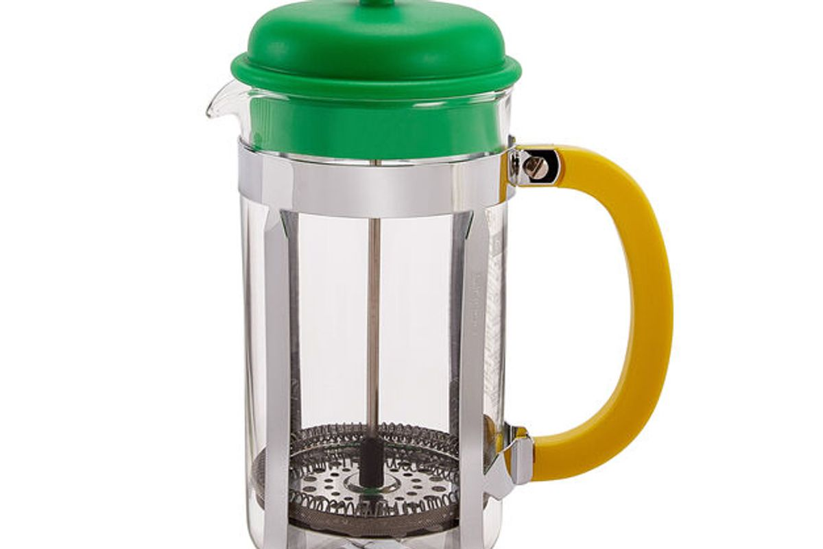 moma bodum caffettiera french press