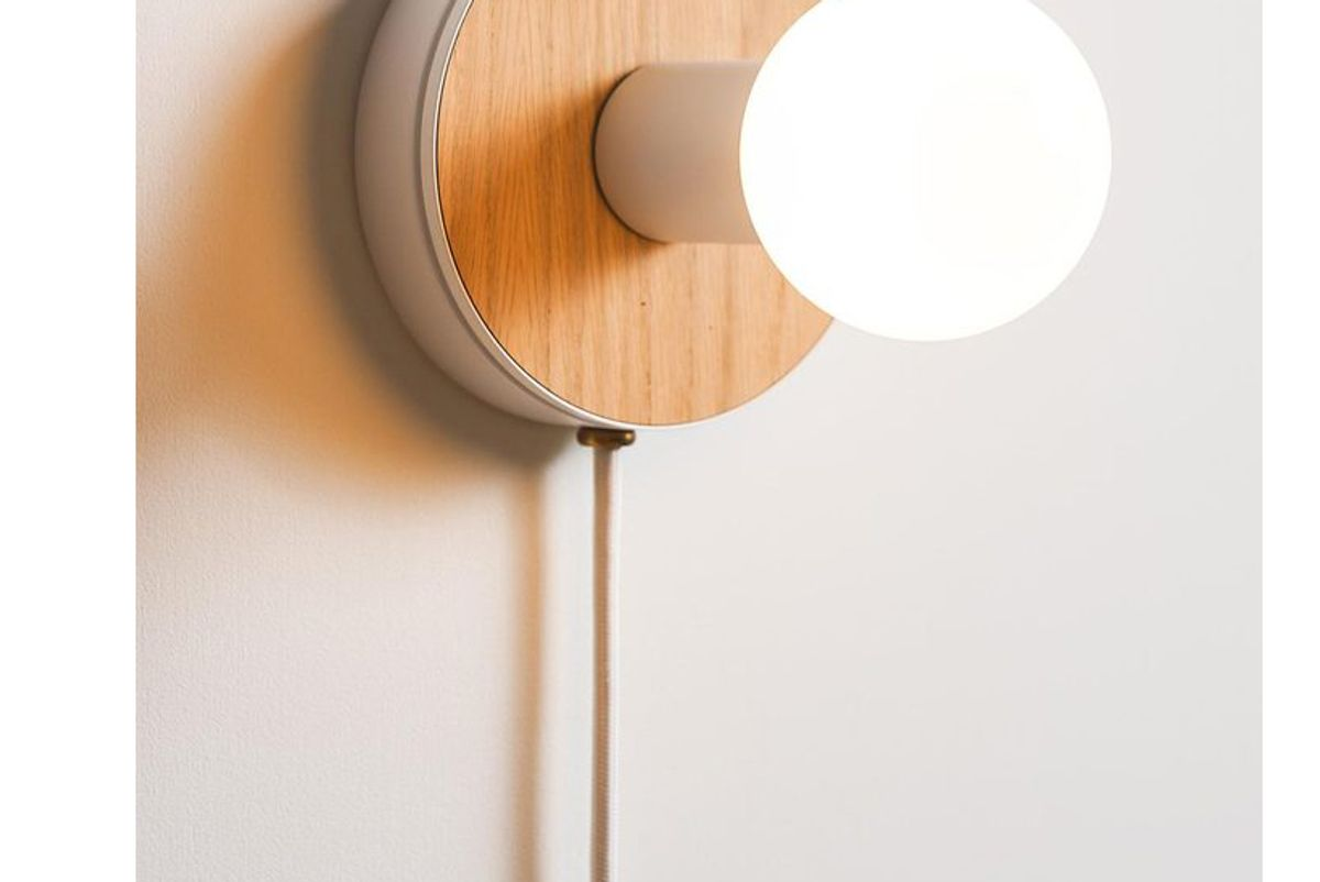humanhome standard sconce