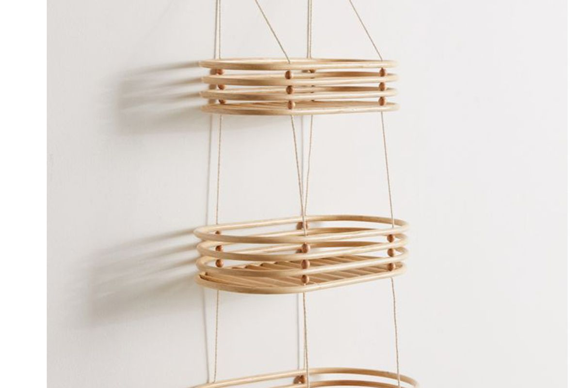 urban outfitters ria tiered hanging basket