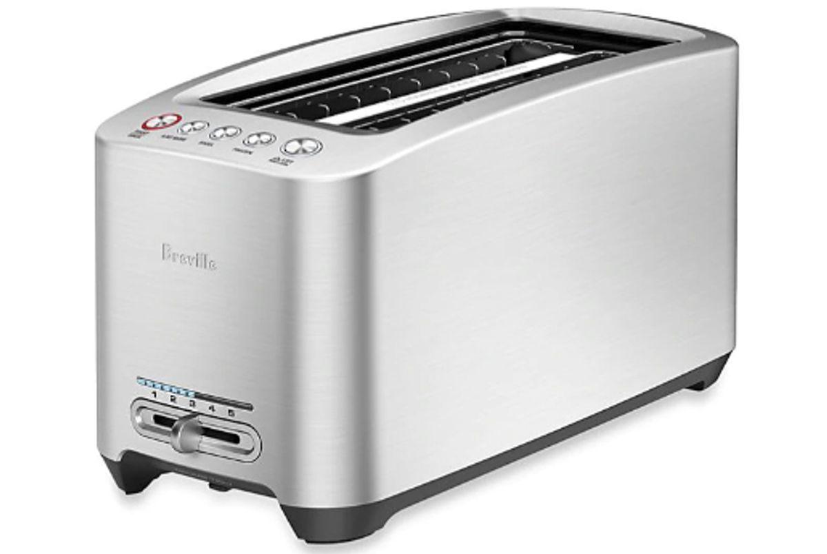breville die cast smart toaster