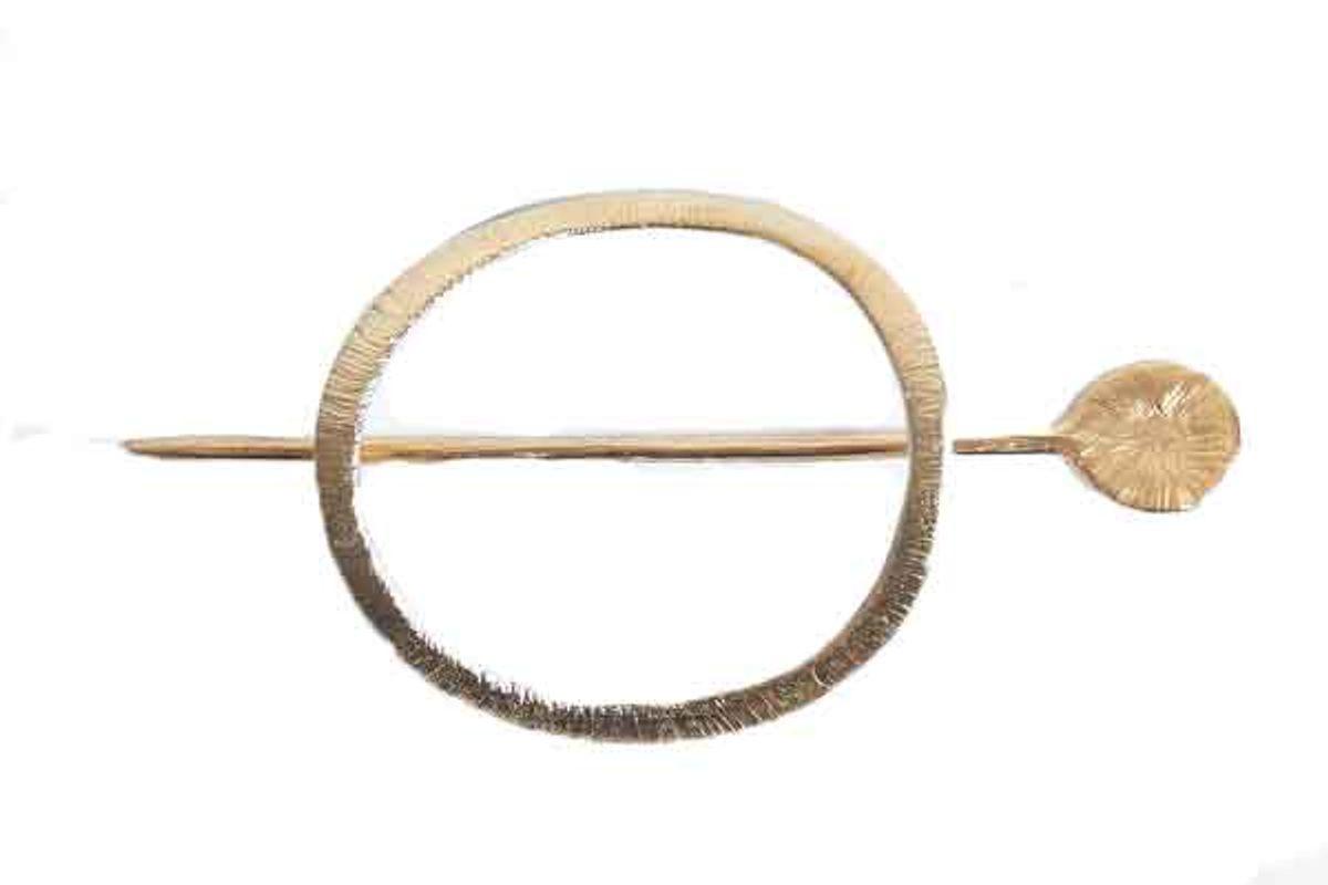 nettie kent jewelry halo hair slide