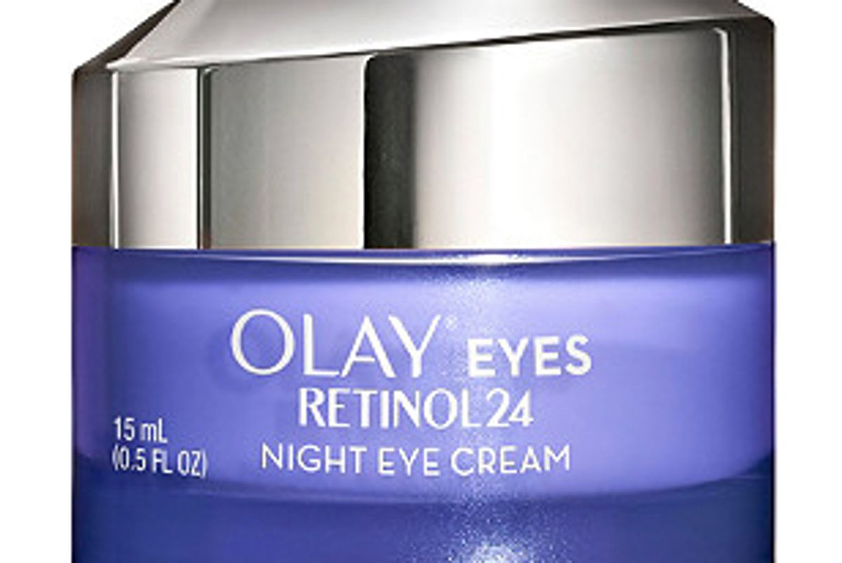 olay regenerist retinol24 night eye cream