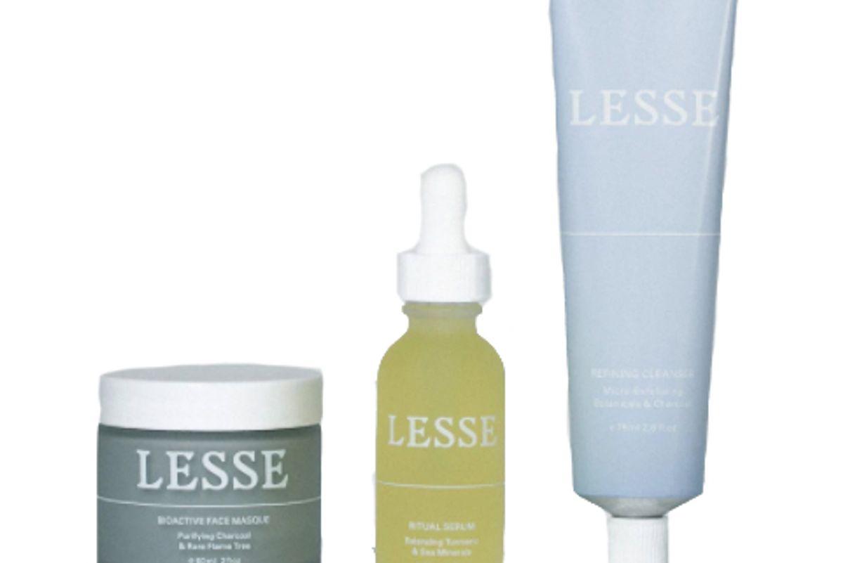 lesse elevated essentials set