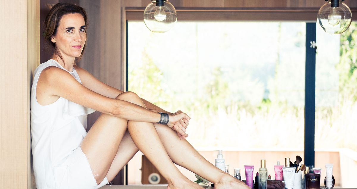 Caudalie's Founder On French Beauty Secrets & Brand-Building