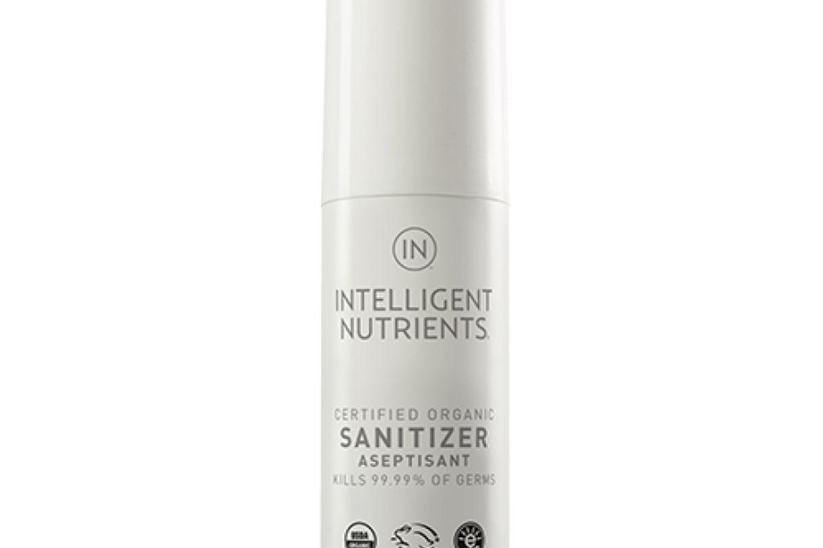 intelligent nutrients sanitizer