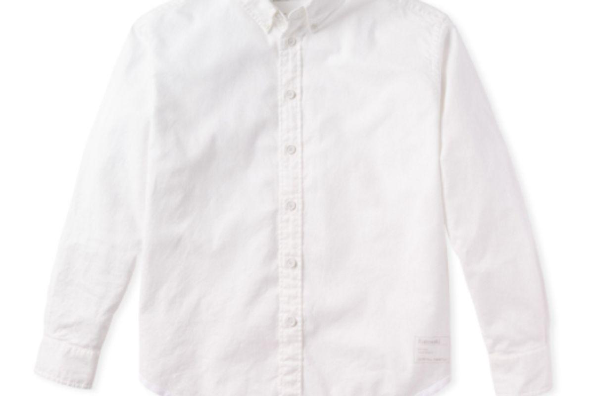 entireworld organic cotton giant shirt