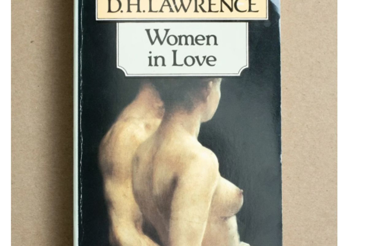 d.h. lawrence women in love