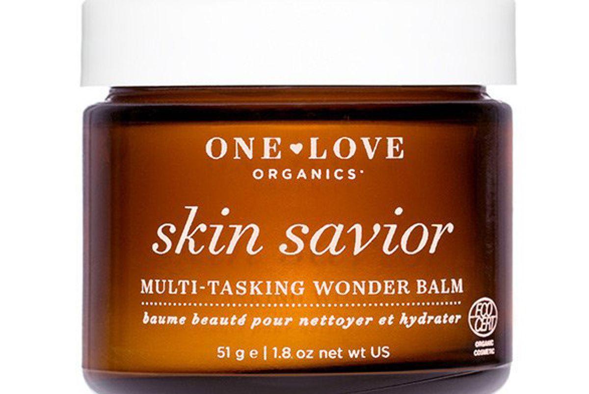 one love organics skin savior multi tasking wonder balm