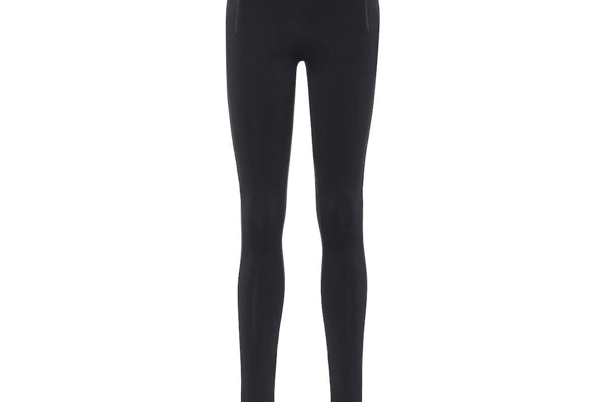 wardrobe nyc release 03 split hem leggings