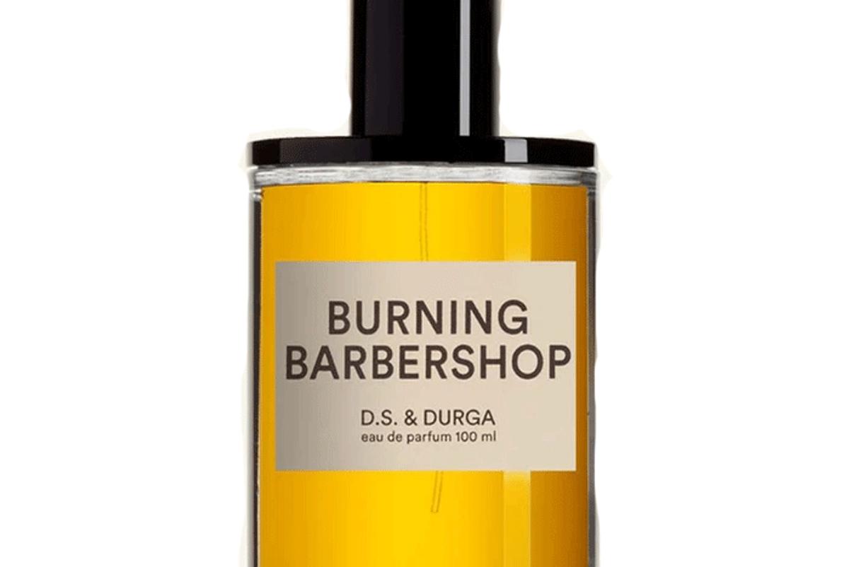 d.s. & durga burning barbershop