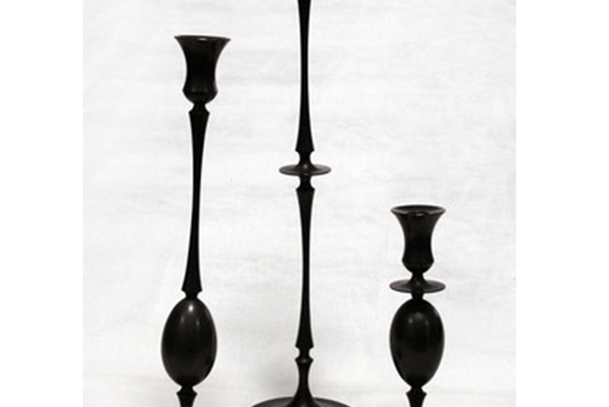 ted muehling candlestick collection