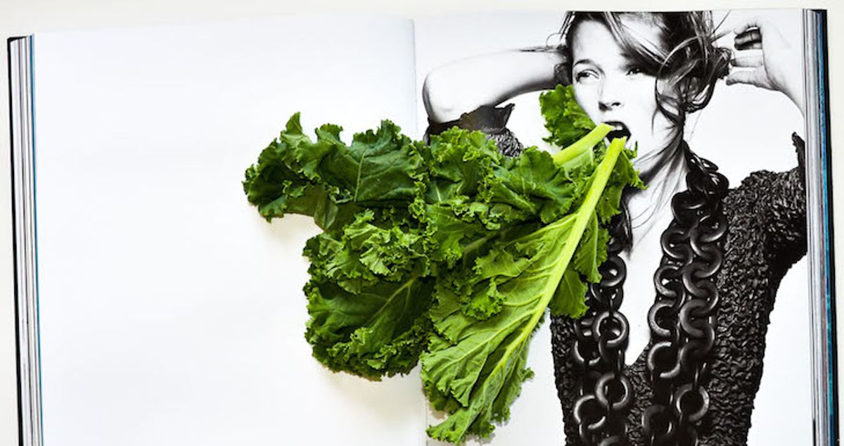 Eat Your Way to Perfect Skin and Hair— Actually.