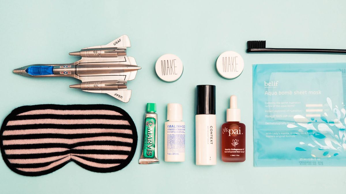 how to turn in-flight space into spa