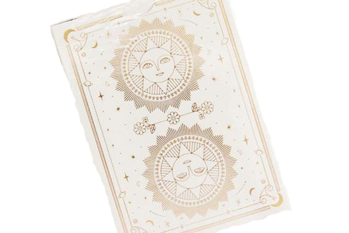 pigment celestial heavens playing cards